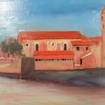 atelier peinture Yolaine